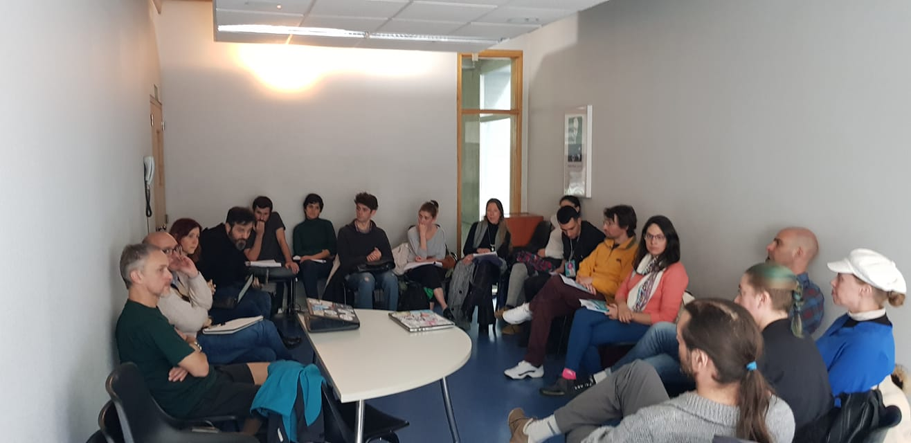 Reunión abierta Creative Commons Argentina